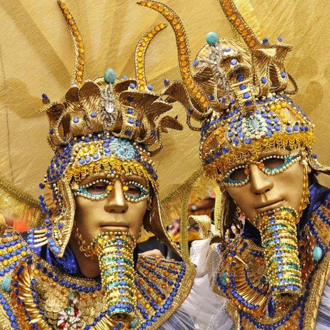 Le Brésil des carnavals