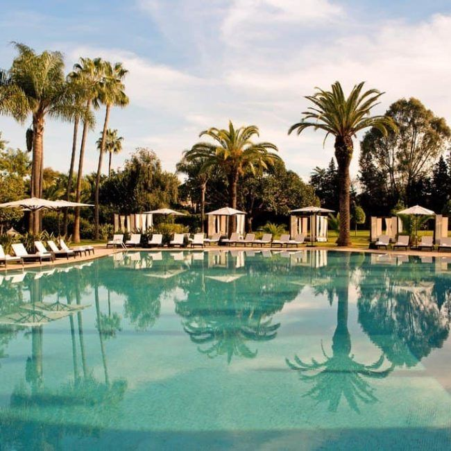 Sofitel Rabat Jardin des Roses - Maroc