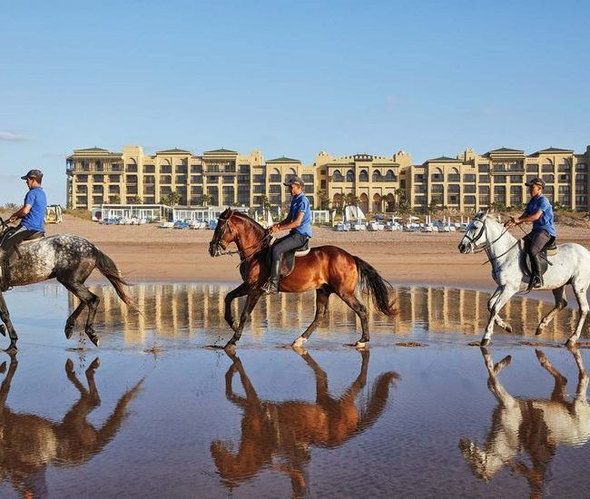 Mazagan Beach & Golf Resort - El Jadida - Maroc