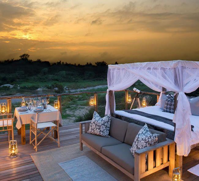 Afrique du sud pour couple