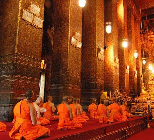 Circuit Bangkok-Chiang Mai à la thaï