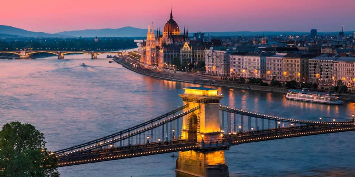 De Budapest à Paris par le Venice Simplon Orient Express - Hongrie