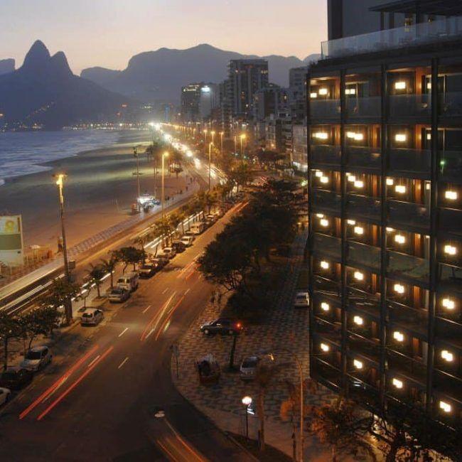 Fasano Rio de Janeiro - Brésil