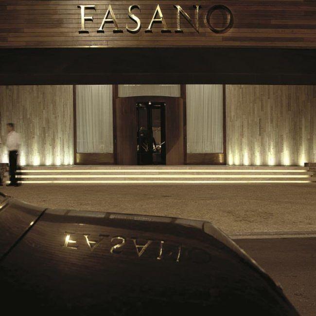 Fasano Sao Paulo - Brésil