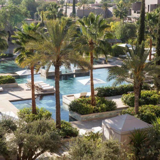 Four Seasons Marrakech - Maroc