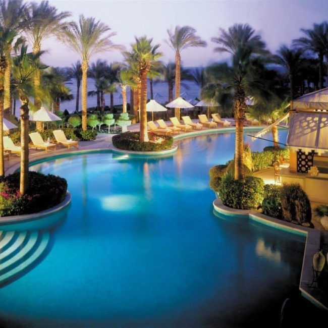 Four Seasons Resort Sharm El Sheikh - Egypte