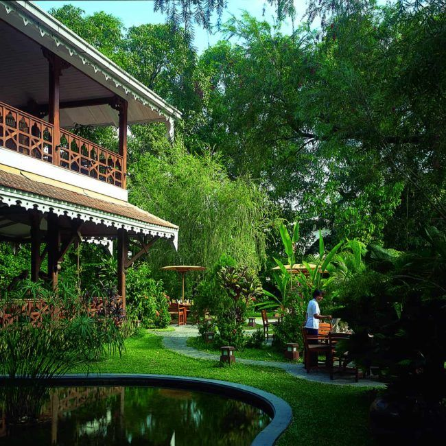 Belmond Governor's Residence - Myanmar