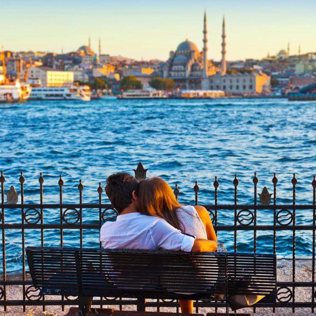 Un long week-end à Istanbul pour renouer les liens avec son conjoint