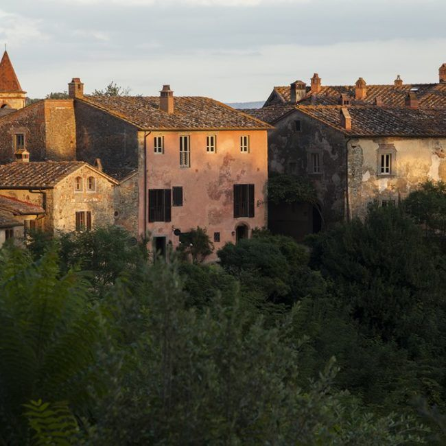 Italie Toscane week-end villa Il Borro