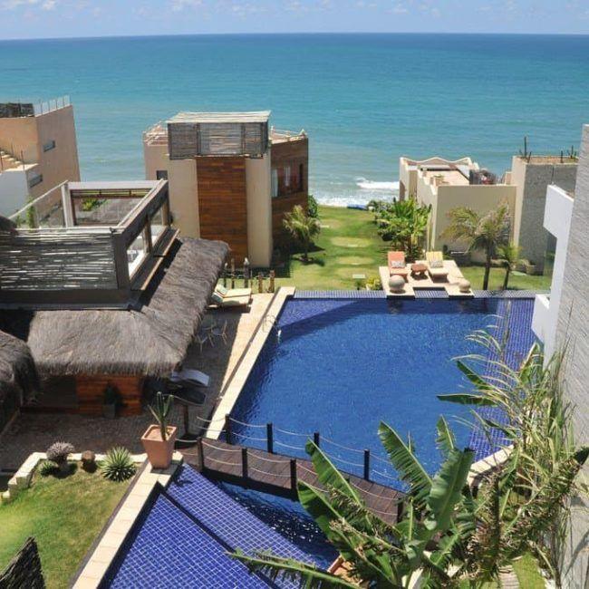 Kilombo Villas & Spa - Brésil