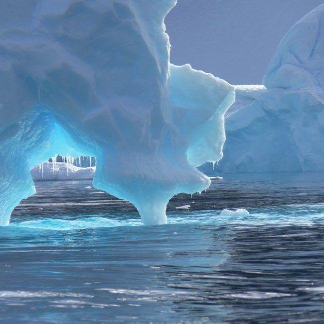 Aéro-croisière Antarctique