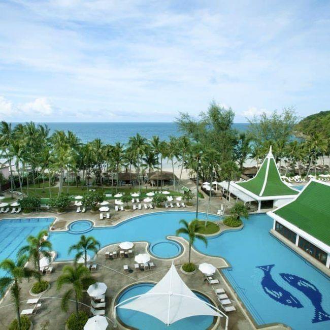 Le Méridien Phuket Beach Resort - Thaïlande