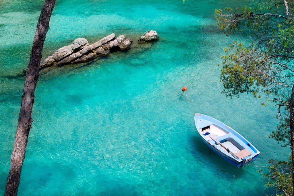 Week end romantique à Majorque