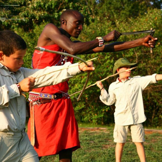 Safari en famille au Kenya