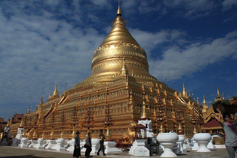 Myanmar extraordinaire avec mariage