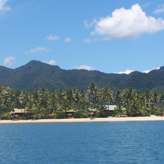 Nukubati - Fidji