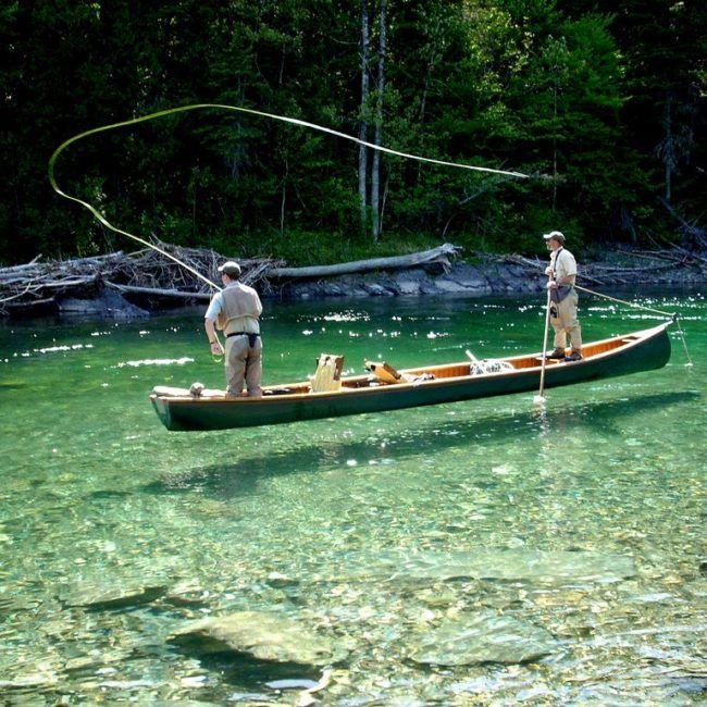 Séjour en Gaspésie autour de la pêche à la mouche
