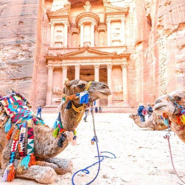 Forteresses du désert - Jordanie
