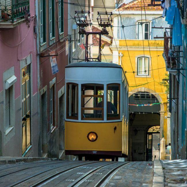 Week-end actif à Lisbonne