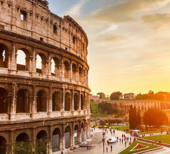 Rome L'Angolo di San Pietro