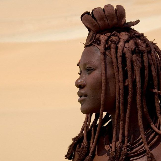 Namibie tentes itinérantes