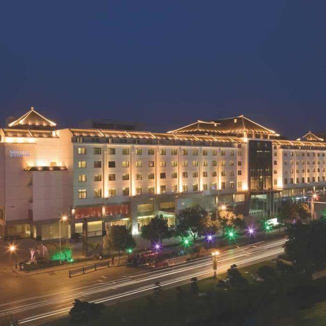Sofitel Suzhou - Chine