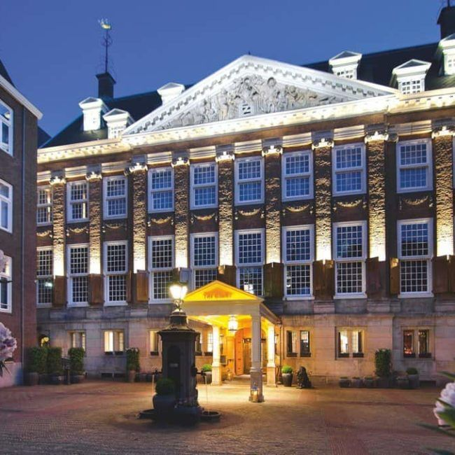 Sofitel Legend The Grand Amsterdam - Pays-Bas