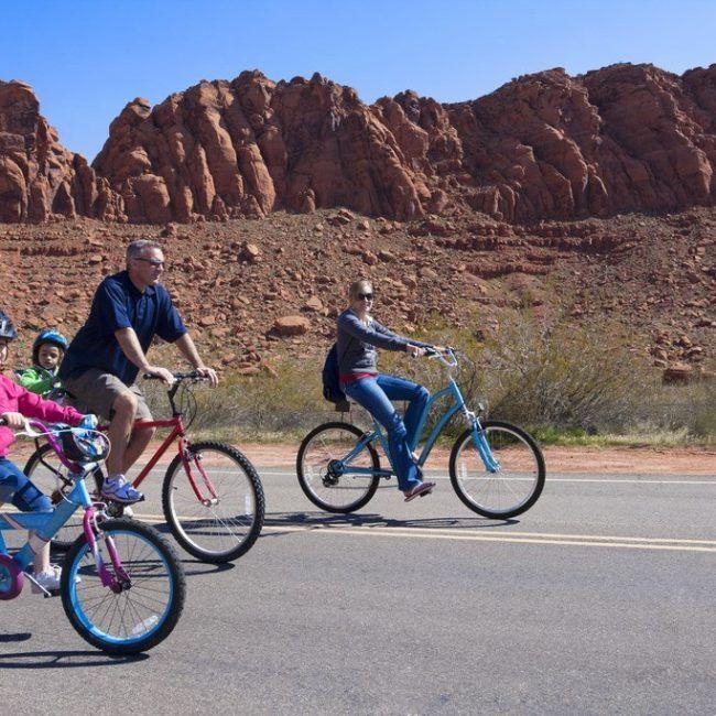 Séjour sportif dans l'Arizona