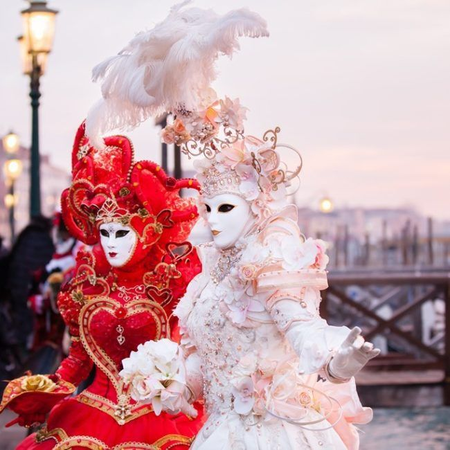 Grand weekend Carnaval à Venise