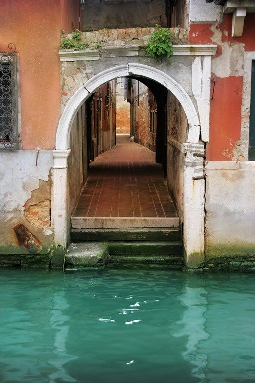 Long weekend Venise insolite