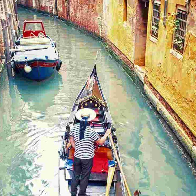 Weekend à Venise