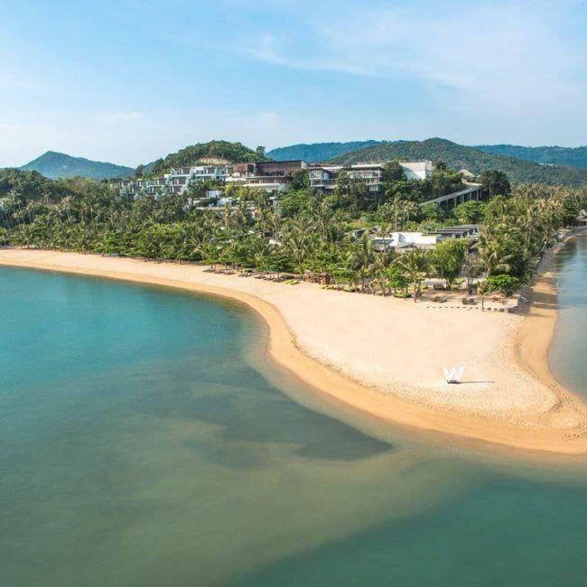 W Retreat Koh Samui - Thaïlande
