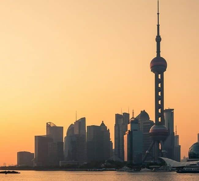 Week-end à Shanghaï