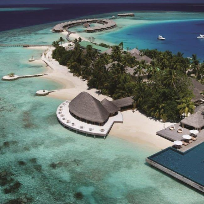 Huvafen Fushi - Maldives