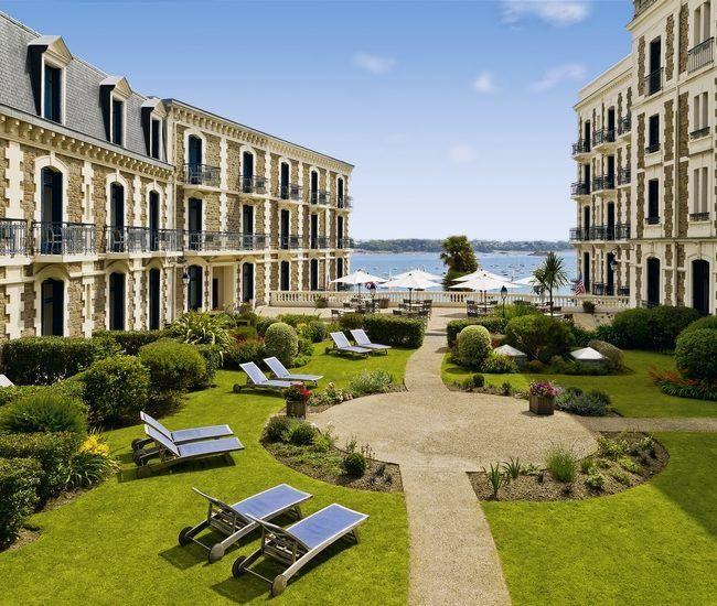 Barrière Le Grand Hôtel Dinard - France