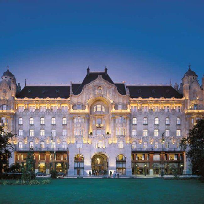 Four Seasons Gresham Palace Budapest - Hongrie