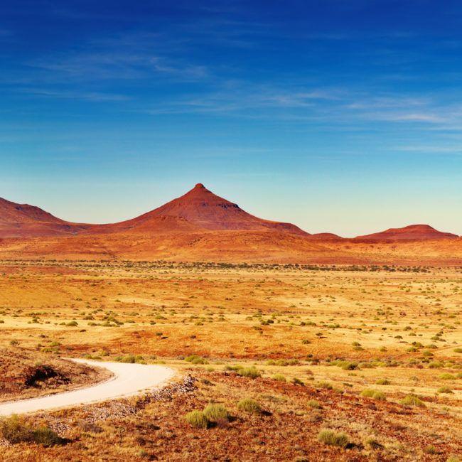 La quintessence du désert - Namibie