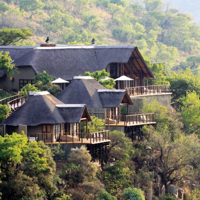 Esiweni Luxury Safari Lodge - Afrique du Sud