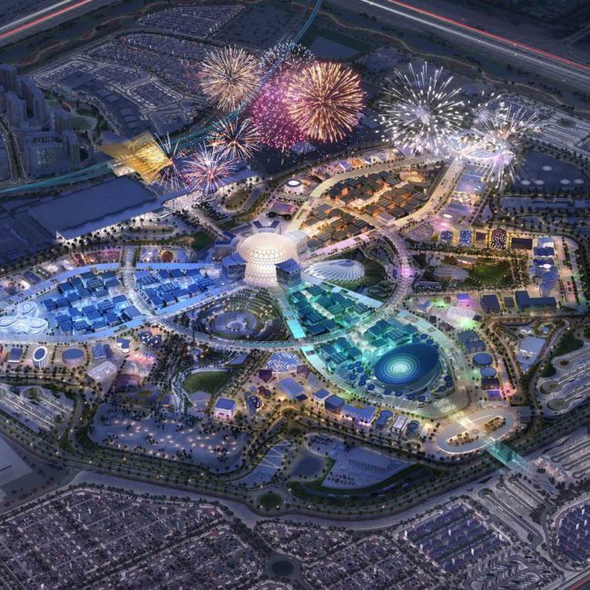 Circuit Exclusif Expo Dubai 2020