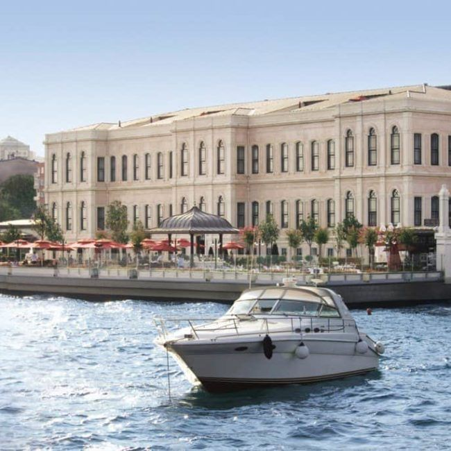 Four Seasons Istanbul at the Bosphorus - Turquie