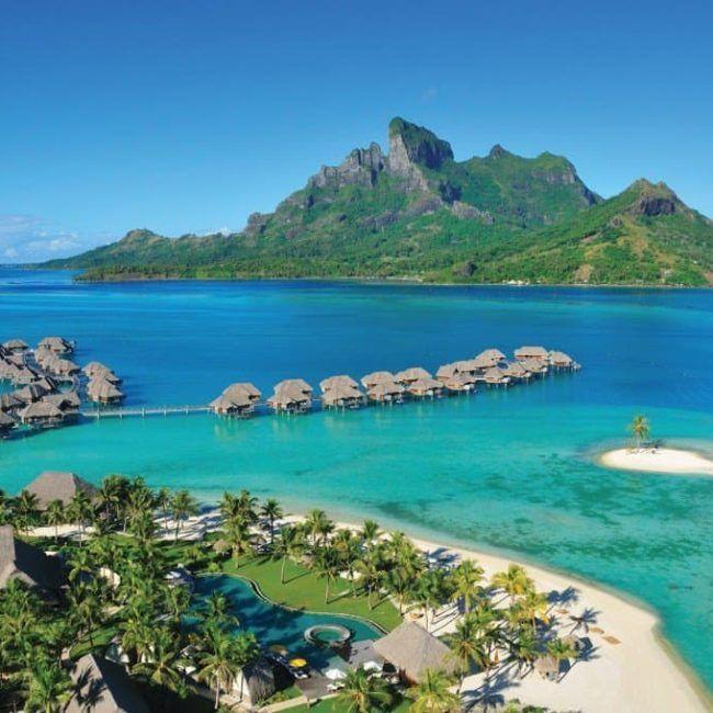 Four Seasons Bora Bora - Polynésie Française