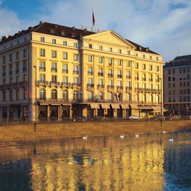 Four Seasons Hotel de Bergues Genève - Suisse