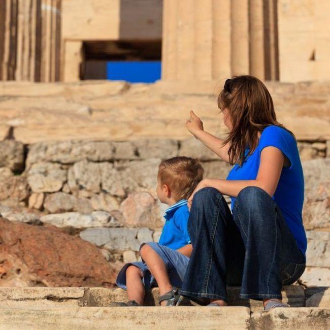 Athènes pour les enfants - Grèce