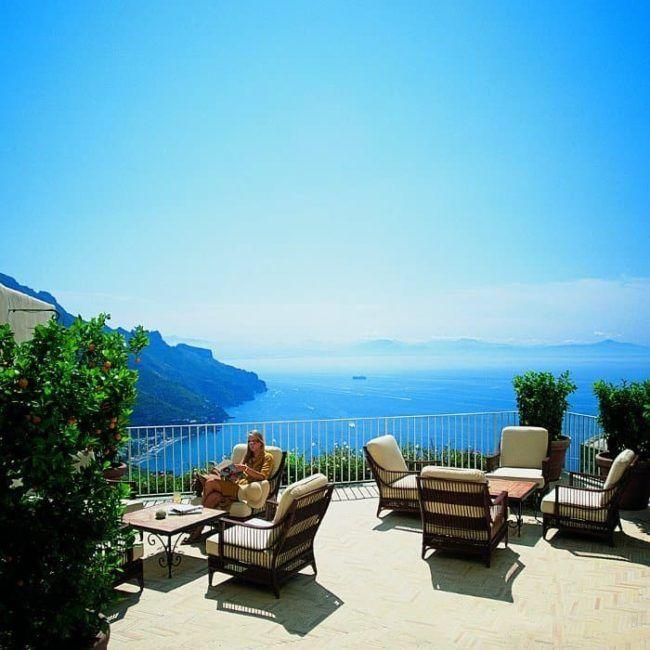 Belmond Hotel Caruso - Italie