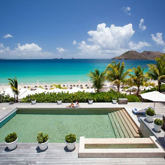 Cheval Blanc St-Barth Isle de France - St Barth