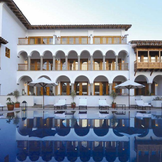 Belmond Palacio Nazarenas - Pérou
