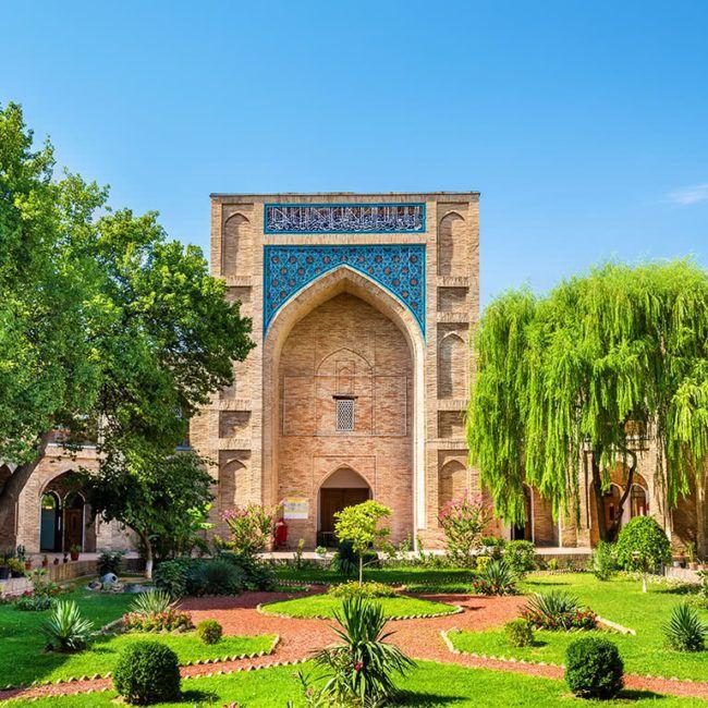 Les oasis de Tamerlan - Ouzbékistan