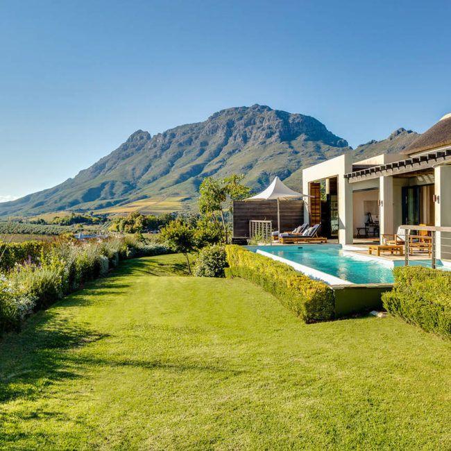 Delaire Graff Lodges & Spa - Afrique du Sud
