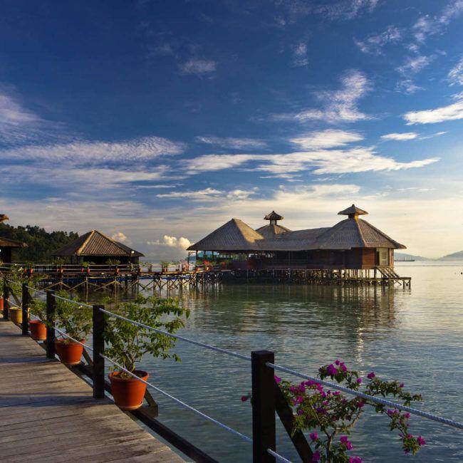 Gayana Marine Resort - Malaisie