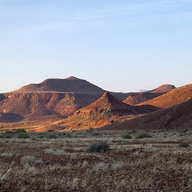 Romance Australe - Namibie